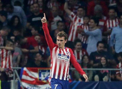 """Griezmann: """"El City es el favorito para la 'Champions' porque tiene a Guardiola"""""""