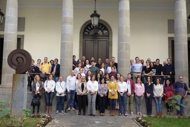 [Grupocanarias] Nota De Prensa +Foto / El Parlamento Celebra La Primera Sesión F