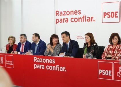 """El PSOE defiende al portavoz que acusó a Ciudadanos de ir a Alsasua a """"agitar"""" el odio"""