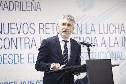 Grande-Marlaska visitará el miércoles el cuartel de Berlanga de Duero (Soria)