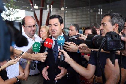 """Moreno: Los andaluces en encuestas dicen que """"quieren un nuevo partido gobernando"""" y PP-A es """"garantía de cambio"""