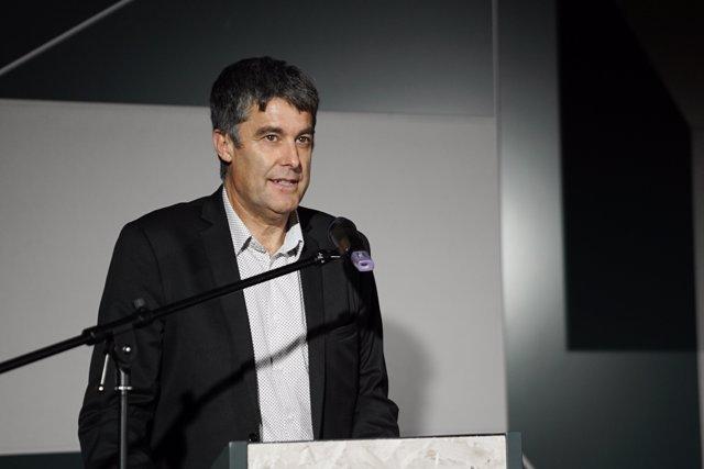 El comissionat Lluís Gómez