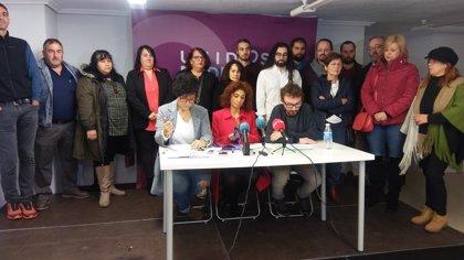 """Alonso denuncia """"pucherazo"""" en las primarias y """"amaño"""" de Podemos Cantabria"""