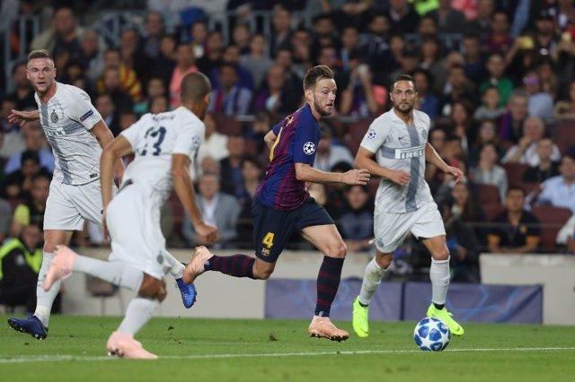 Ivan Rakitic Barcelona Inter Milán