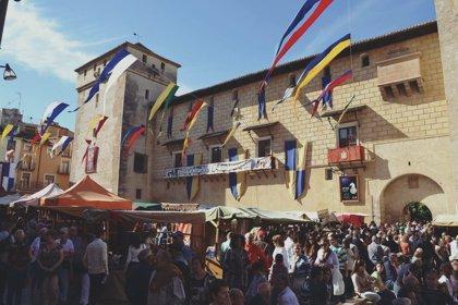 Más de medio millón de personas baten el récord de asistencia a la Fira de Tots Sants de Cocentaina en su 672 edición