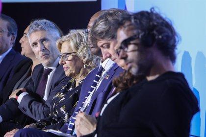 Madrid se convierte en la capital de la paz