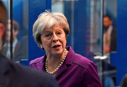 """May afirma que el acuerdo sobre el Brexit está cerrado al 95% y pide """"un progreso rápido"""" en las negociaciones"""