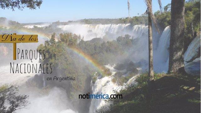 Día de los Parques Nacionales en Argentina