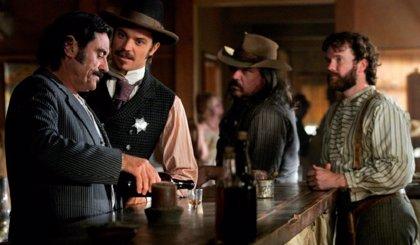 Arranca el rodaje de la película Deadwood con el reparto original casi al completo