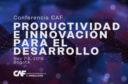 CAF reúne a 500 líderes de América Latina en Bogotá para debatir sobre productividad e innovación