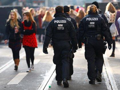 Cientos de policías llevan a cabo una operación contra el tráfico de personas en Alemania
