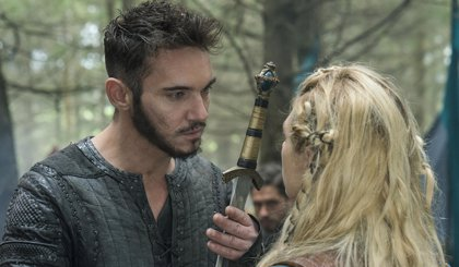 """Vikings 5ª temporada: """"La única opción de Lagertha es confiar en Heahmund"""""""