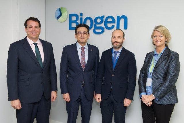 Desayuno de prensa de Biogen sobre biosimilares