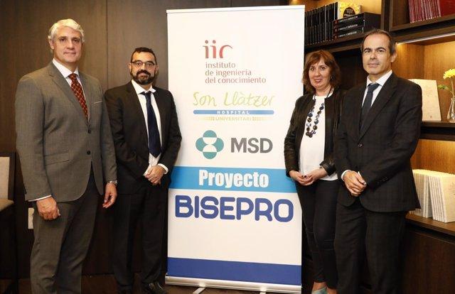 Proyecto Bisepro para la detección de sepsis