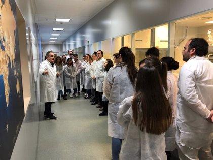 PharmaMar abre sus instalaciones a estudiantes universitarios con motivo de la Semana de la Ciencia de Madrid
