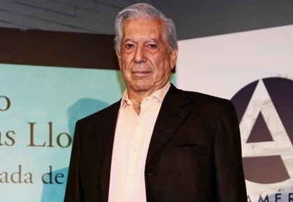 """El equipo jurídico de Vargas Llosa espera que el """"trámite administrativo"""" con Hacienda se resuelva favorablemente"""