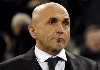 """Spalletti: """"Hemos merecido el gol por la reacción emocional"""""""