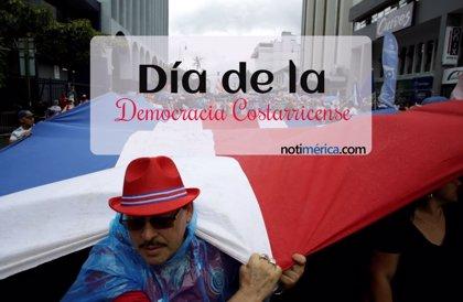 ¿Por qué se celebra el 7 de noviembre el Día de la Democracia Costarricense?