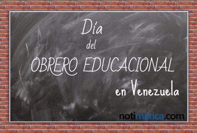 Día del obrero educacional en venezuela