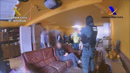 Diez detenidos por estafa y blanqueo a través de la compra de viviendas e hipotecas