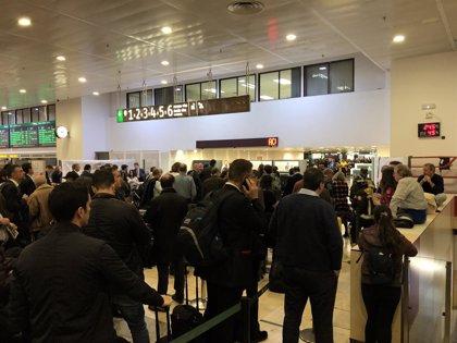 Los Mossos buscan al dueño de una maleta sospechosa que ya no está en la estación de Sants
