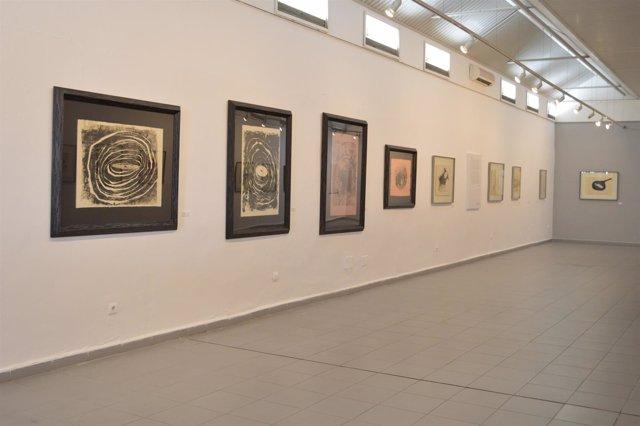 Exposición de Miquel Barceló La Térmica en Nerja grabados cultura