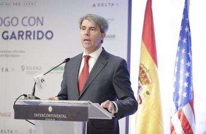 """Garrido cree que es """"esperpéntico"""" que Errejón salga a defender el """"régimen absolutamente dictatorial"""" de Venezuela"""