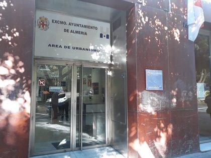 Detenido un policía local adscrito a Urbanismo en el Ayuntamiento de Almería por presunto cohecho
