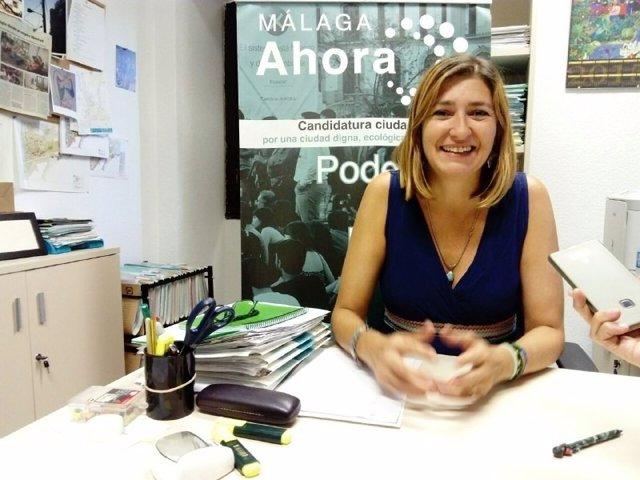 Ysabel Torralbo de Málaga Ahora
