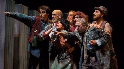 'Luces de Bohemia' y 'Silencio y Ruido', entre las producciones con más nominaciones en Premios Escenarios de Sevilla
