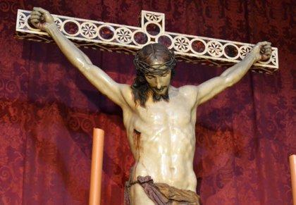 Aportan datos inéditos sobre el Cristo de la Misericordia de José de Mora, obra cumbre del Barroco en Granada