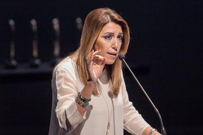 """Susana Díaz afirma que a Iglesias no le ha gustado nunca la """"utilidad de la izquierda"""" que representa el PSOE-A"""