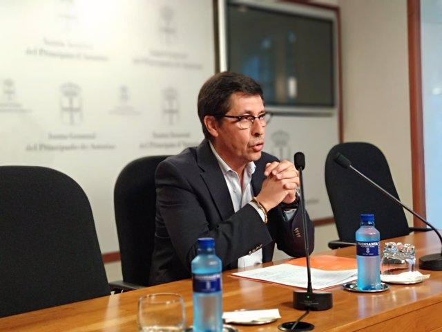El diputado de Ciudadanos Asturias Armando Fernández Bartolome