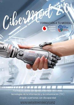 Cartel de 'CiberMent 2.0'