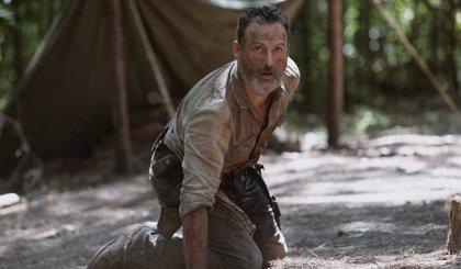 Las películas de The Walking Dead resolverán el misterio de Rick, el helicóptero y las personas A y B