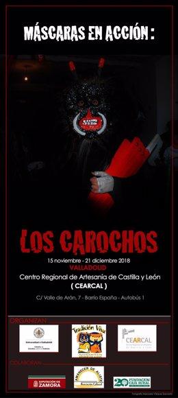 Exposición sobre 'Los Carochos'.
