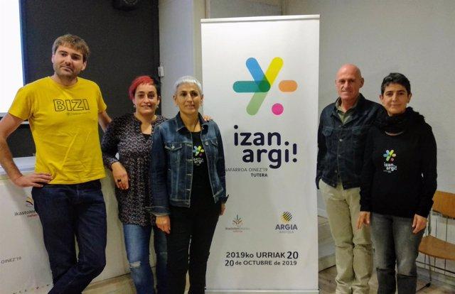 La ikastola Argia de Tudela acogerá el Nafarroa Oinez de 2019.