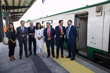 Fomento anuncia que el 26 de noviembre entrará en servicio el tren Granada-Madrid por Moreda