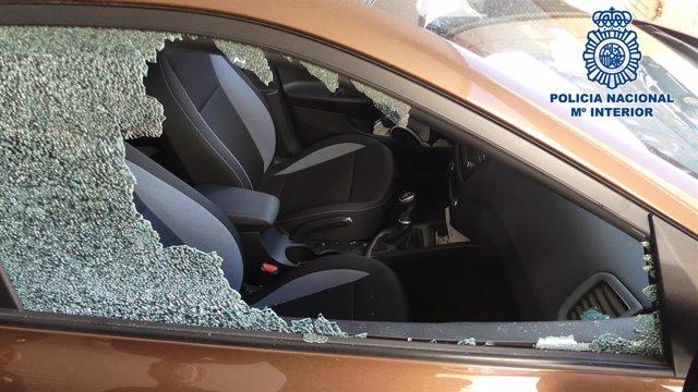 Policía Nacional De Toledo Detenido Por Robos Con Fuerza En Vehículos