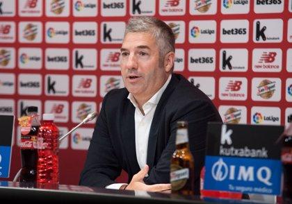 Josu Urrutia dejará la presidencia del Athletic a final de año