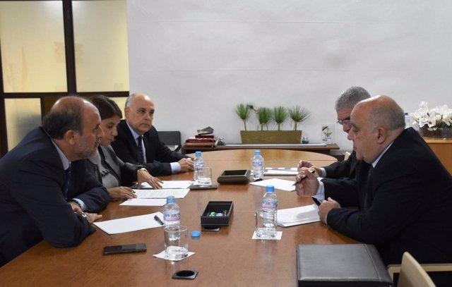 Reunión entre el Gobierno de C-LM y Renfe