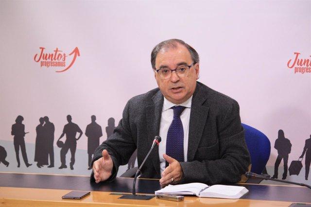 El diputado del PP Fernando Mora