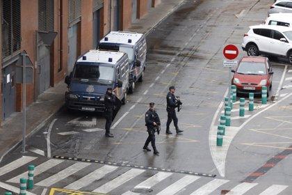 """Policía asegura que ha actuado por prevención en Atocha con """"discreción y la correspondiente reserva"""""""
