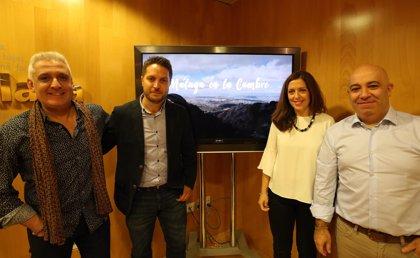 La Diputación de Málaga promociona los atractivos de los picos más emblemáticos de la provincia