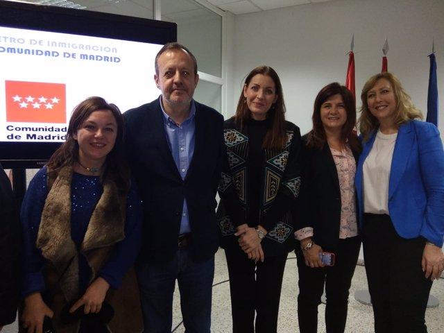Barómetro de inmigración de la Comunidad de Madrid