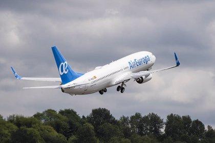 Air Europa unirá Madrid con Asturias con cuatro vuelos diarios