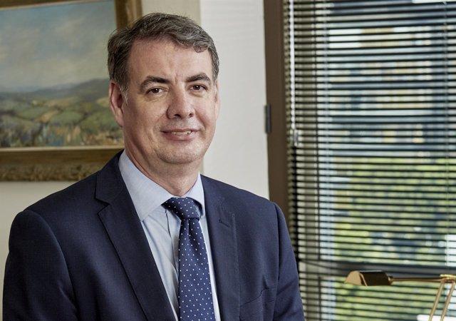 Vicente Fernández Guerrero, presidente de SEPI