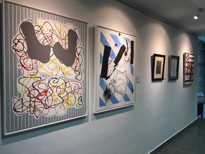 """El MUVA expone una """"foto movida"""" de la actividad de una treintena de artistas de Valladolid"""