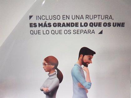 """UNAF promueve con una campaña la mediación familiar en divorcios como vía """"complementaria"""" a la judicial"""