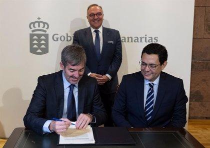 Canarias y la Fundación Amancio Ortega rubrican la adquisición de 22 equipos para tratar el cáncer por 17,1 millones